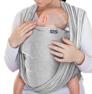 16 kg /Écharpe de portage /élastique pour b/éb/é nouveau-n/é et enfant